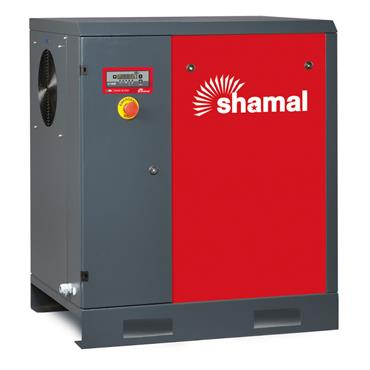 SHAMAL SCREW COMPRESSOR UNIT 25HP 10BAR 18.5-10