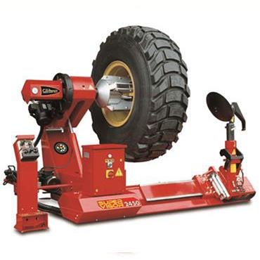 FULLY AUTOMATIC TRUCK TYRE CHANGER  SUPER VIGOR 2450