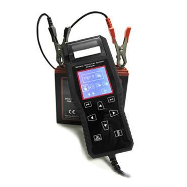 Battery Tester and system analyser T10