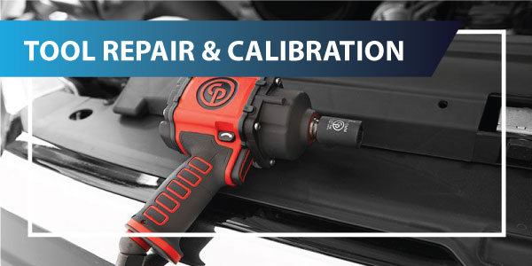 Tool repair and calibration