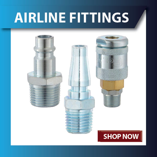 Air line fittings