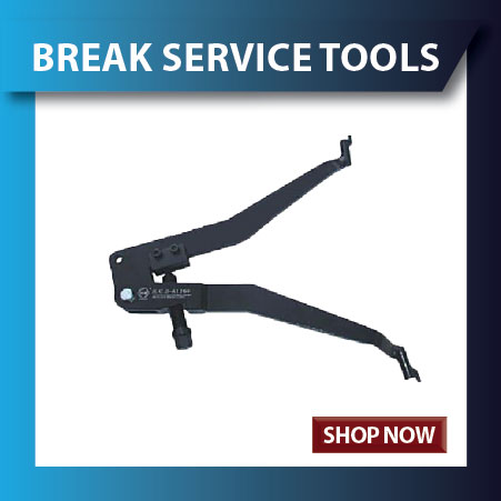 Brake Service Tools for Truck and Bus