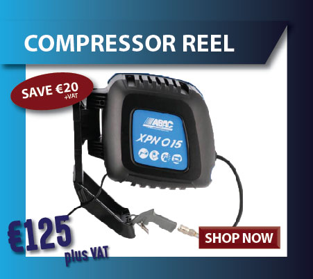 compressor reel on special offer