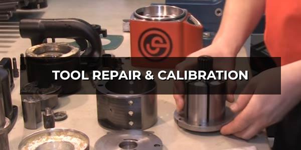 Tool repair and calibration