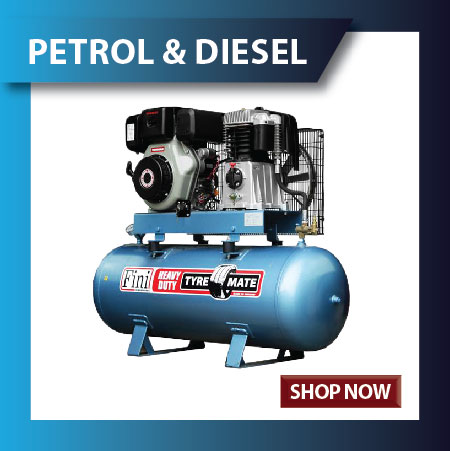 Petrol and Diesel Compressors