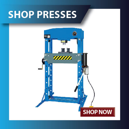 Shop Presses and Bearing Presses