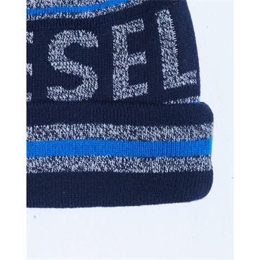 DIESEL CHRISTIAN HAT - BLUE