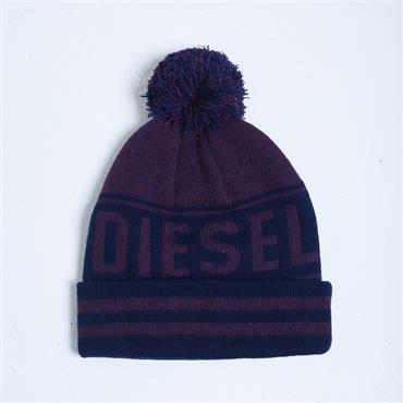DIESEL CHRISTIAN HAT - WINE
