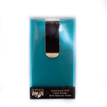 SOPHOS RFID CARD HOLDER - BLUE
