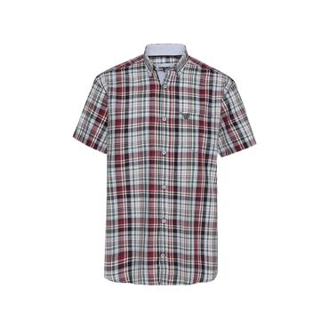 PRE END ROME SHORT SLEEVE SHIRT - RED