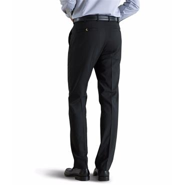 MEYER ROMA TROUSER - BLACK