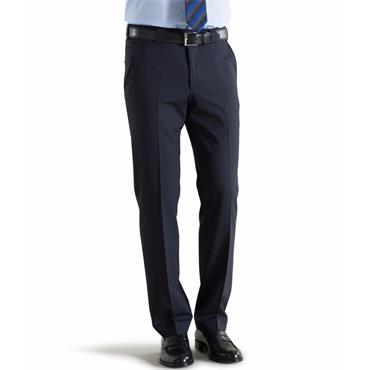 MEYER ROMA TROUSER - NAVY