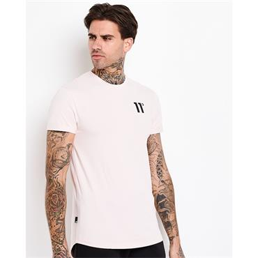11 DEGREES CORE MUSCLE T-SHIRT - PINK