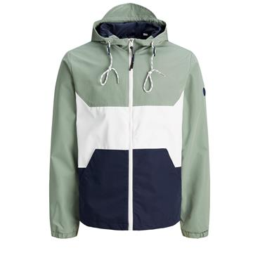 JACK AND JONES LUKE JACKET - GREEN