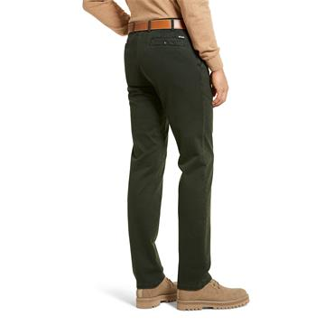 MEYER NEW YORK CASUAL TROUSER - FOREST