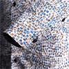 REMUS UOMO KIRK SLIM SHIRT - BLUE