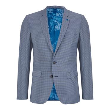 SPIN ZACH EXTRA SLIM SUIT - BLUE