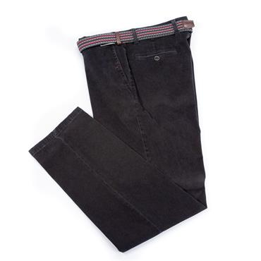 LCDN FRANK CASUAL TROUSERS - CHARCOAL