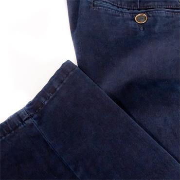 LCDN FRANK CASUAL TROUSERS - NAVY