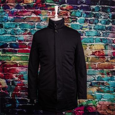 GNIOUS BARRETT JACKET - NAVY