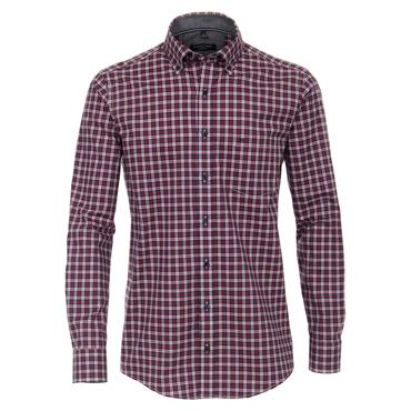 CASA-MODA LEISURE SHIRT - RED