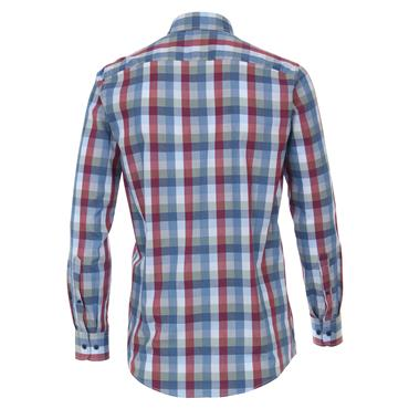 CASA MODA KENT LEISURE SHIRT - BLUE