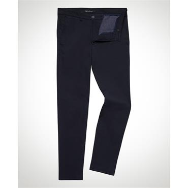 REMUS UOMO ALONZO X-SLIM CHINO - NAVY