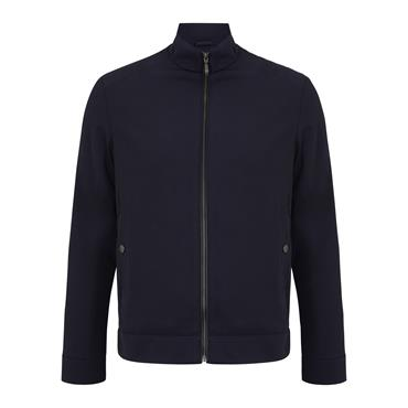DOUGLAS DELMAR CASUAL JACKET - NAVY