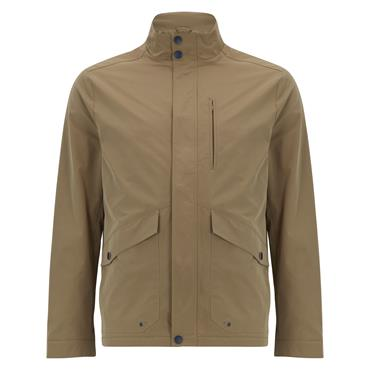 DG'S DRIFTER HARBOUR LIGHTWEIGHT JACKET - CAMEL