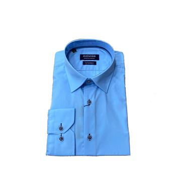 ADVISE FORMAL TAPERED FIT SHIRT - BLUE
