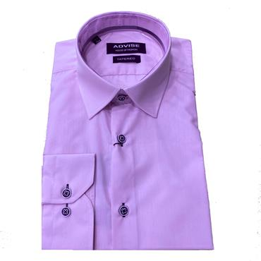 ADVISE FORMAL TAPERED FIT SHIRT - LILAC