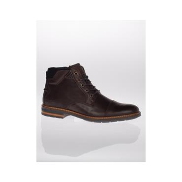 BOWE & BOOTMAKERS CLARKSON BOOT - BROWN