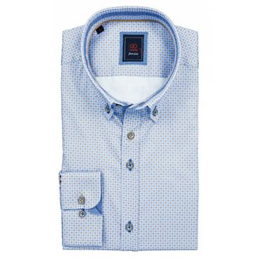 ANDRE CROSBY SHIRT - BLUE