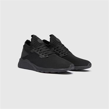 CERTIFIED CT10 KNIT TRAINER - BLACK