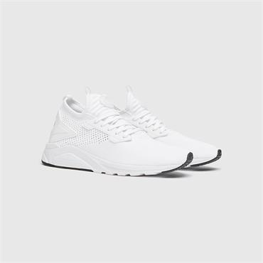 CERTIFIED CT10 KNIT TRAINER - WHITE