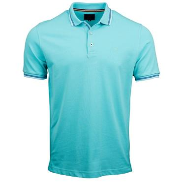 ANDRE DINGLE POLO SHIRT - GREEN