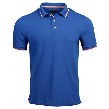 ANDRE DINGLE POLO SHIRT - NAVY