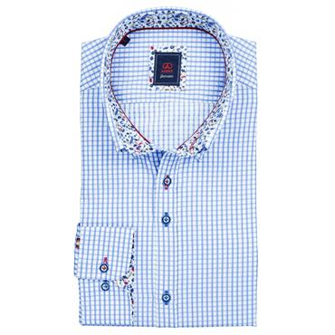 ANDRE DUKE SHIRT - BLUE