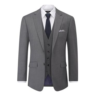 SKOPES FARNHAM TAILORED FIT SUIT - GREY