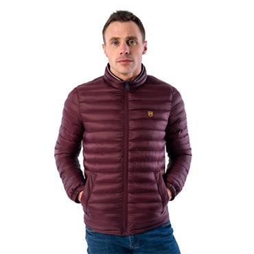 XV KINGS TOMMY BOWE GHINDELE JACKET - WINE