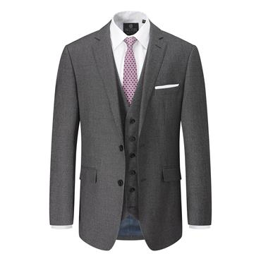 SKOPES HARCOURT TAILORED FIT SUIT - GREY