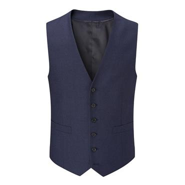 SKOPES HARCOURT TAILORED FIT SUIT - NAVY