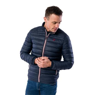 XV KINGS TOMMY BOWE INSTONIANS JACKET - NAVY
