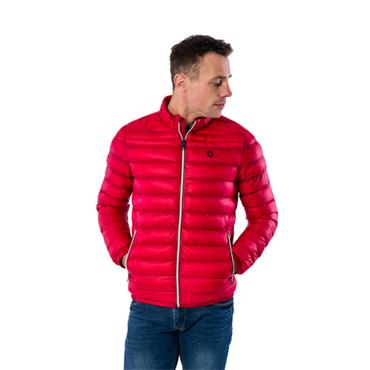 XV KINGS TOMMY BOWE INSTONIANS JACKET - RED