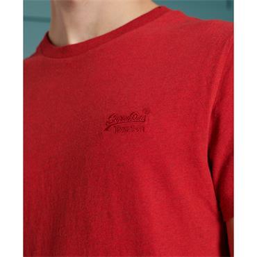 SUPERDRY VINTAGE T-SHIRT - RED
