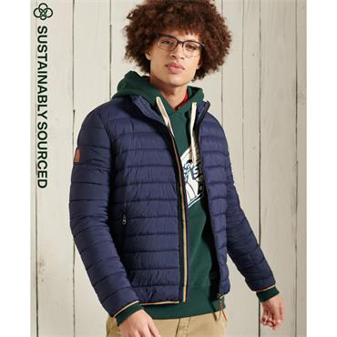 SUPERDRY MOUNTAIN PADDED JACKET - NAVY