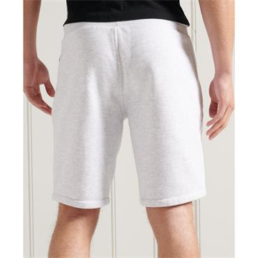 SUPERDRY ORANGE LABEL JERSEY SHORTS - GREY
