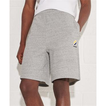 SUPERDRY SPORTSTYLE ESSENTIAL SHORTS - GREY