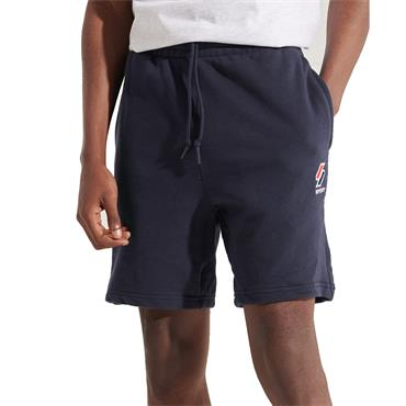 SUPERDRY SPORTSTYLE ESSENTIAL SHORTS - NAVY