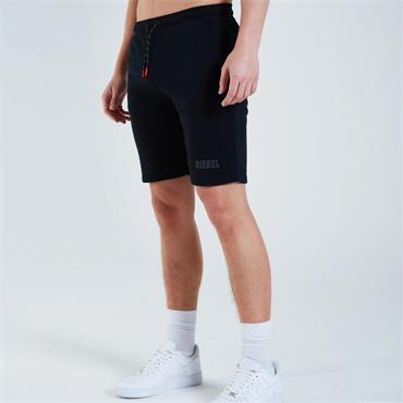 DIESEL SMITH SHORTS - BLACK